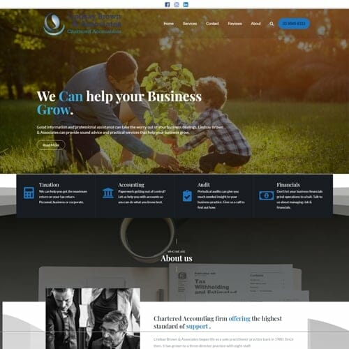 1 4 Website Design & Development