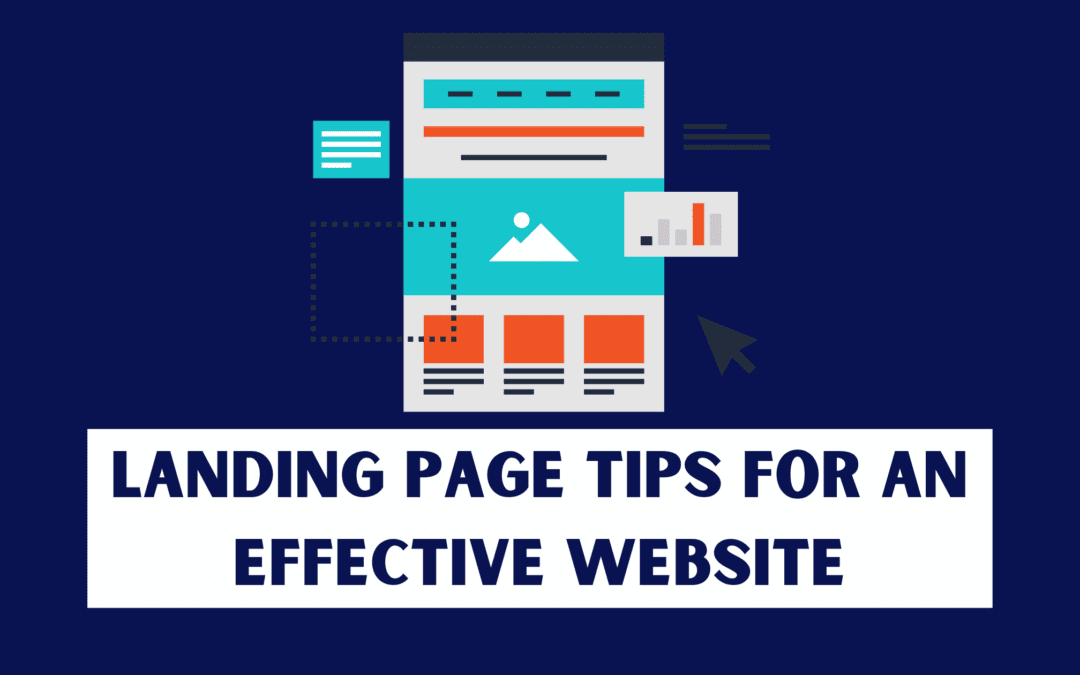 8 Landing Page Tips for an Effective Website