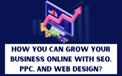 How Can You Grow Your Business Online with SEO, PPC and Web Designing?