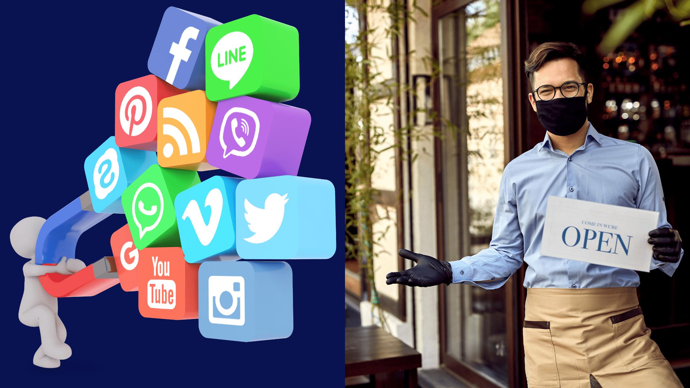 Covid-19: digital marketing