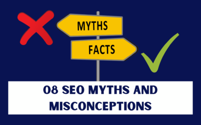 8 SEO Myths and Misconceptions