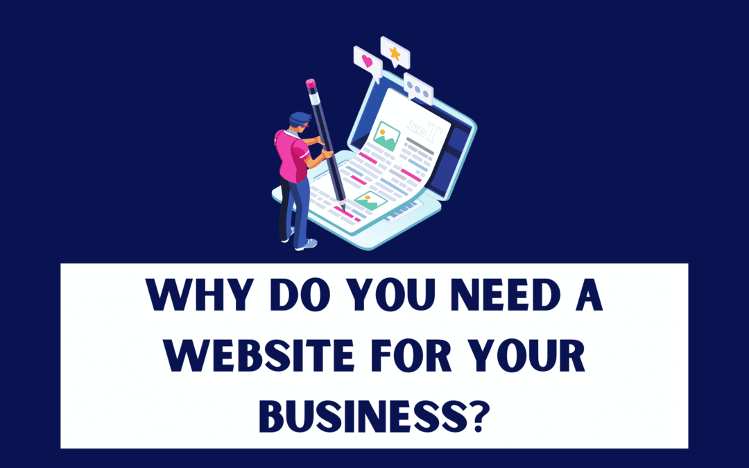 designing a website for your business