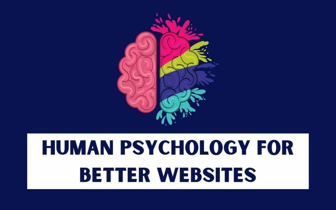 Successful website tips-Human Psychology for better websites